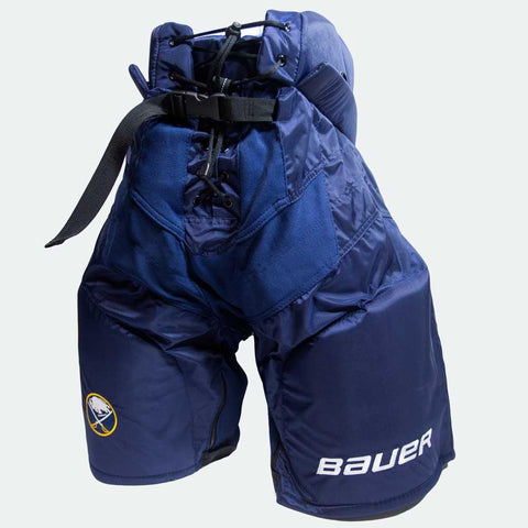 Bauer Nexus Pro Stock Hockey Pants - Buffalo Sabres Team Stock - Discount Hockey