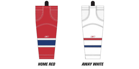 Reebok Edge SX100 Montreal Canadiens Mesh Socks Junior