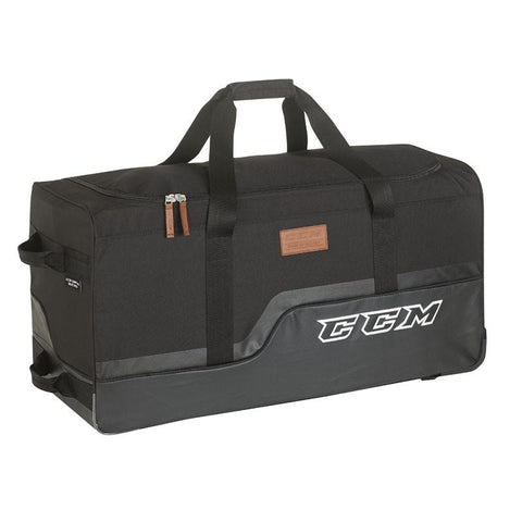 "CCM 270 Basic Wheeled Equipment Bag (33"") - Discount Hockey"
