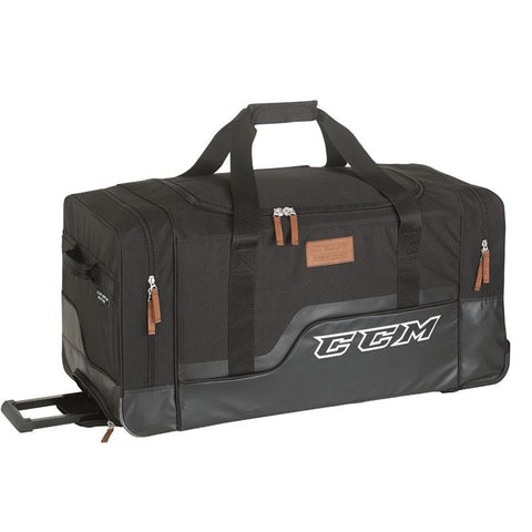 "CCM 280 Deluxe Wheeled Equipment Bag (33"") - Discount Hockey"