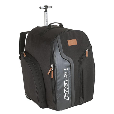 "CCM 290 Wheeled Equipment Backpack Bag (18"") - Discount Hockey"