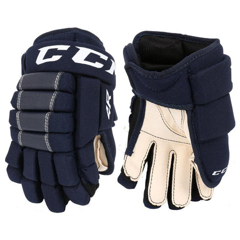CCM 4 Roll III Hockey Gloves - Discount Hockey