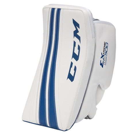 CCM Extreme Flex 500 Goalie Blocker