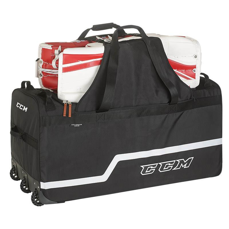6c0ca5520f6 CCM Wheeled Goalie Equipment Bag (38