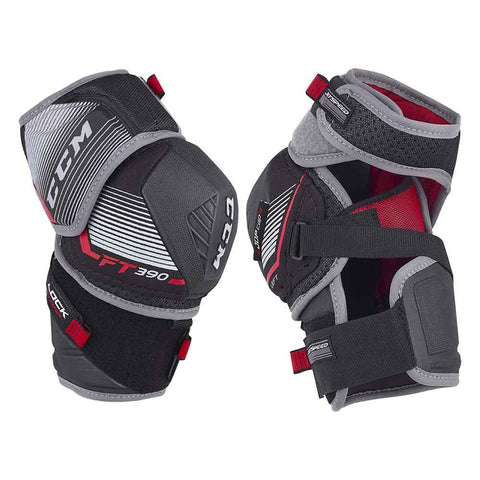 CCM JetSpeed FT390 Junior Elbow Pads