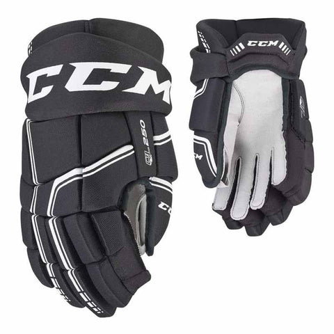 CCM QuickLite 250 Hockey Gloves - Discount Hockey