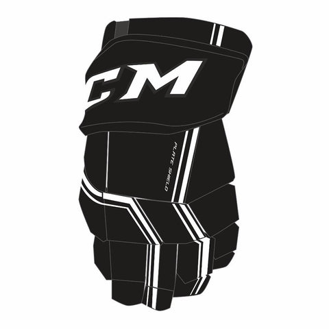 CCM QuickLite 270 Hockey Gloves - Discount Hockey