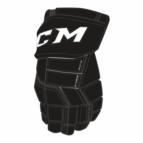CCM QuickLite 290 Hockey Gloves - Discount Hockey