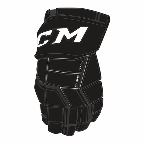 CCM QuickLite Hockey Gloves - Discount Hockey