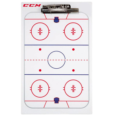CCM Regular Coaching Board - Discount Hockey