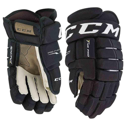 CCM Tacks 4-Roll Pro Hockey Gloves