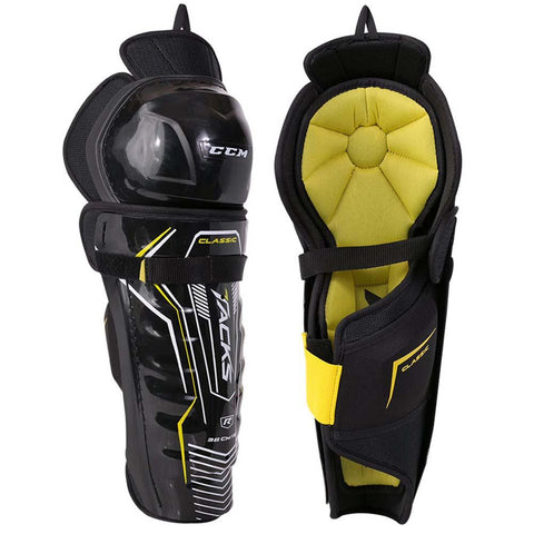 CCM Tacks Classic Shin Guards (2017) Youth
