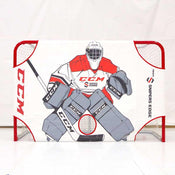 CCM Sniper's Edge Ultimate Goalie Shooter Tutor