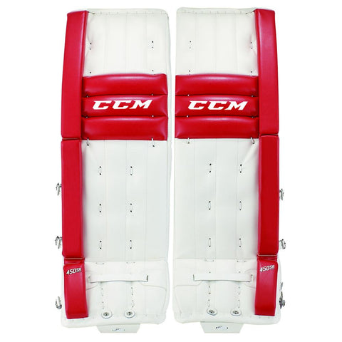 CCM Retro Flex 450 Goalie Leg Pads - Discount Hockey