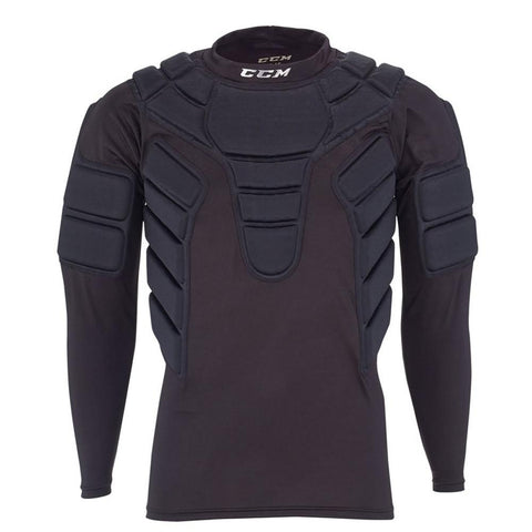 CCM Long Sleeve Padded Goalie Shirt - Discount Hockey
