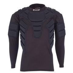 CCM Long Sleeve Padded Goalie Shirt