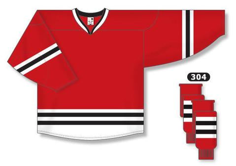 Chicago Blackhawks Custom Home Jersey