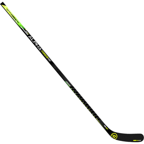 Warrior Alpha Force Pro 2019 Senior Composite Stick
