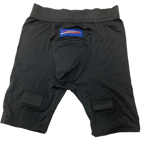 Pro Guard Compression Shorts with Jill Combo