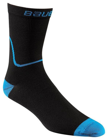 Bauer Core Performance Low-Cut Skate Socks - Discount Hockey