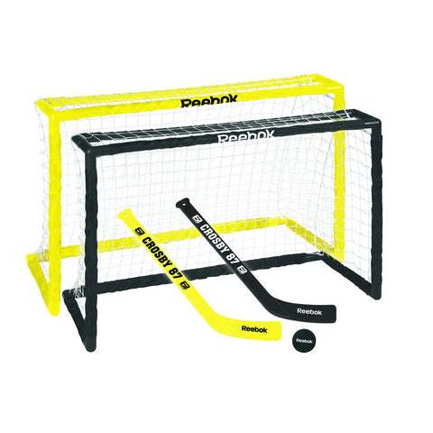 Reebok Sidney Crosby Deluxe Mini Hockey Set