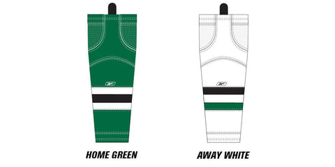 Reebok Edge SX100 Dallas Stars Mesh Socks Intermediate