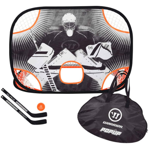 Warrior Mini Pop Up Net Kit - 2018 Model