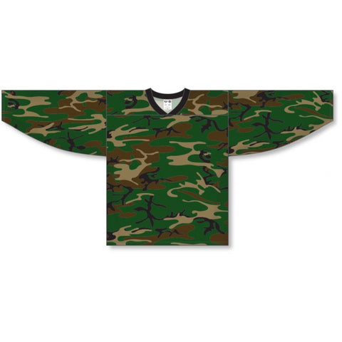 Camouflage Custom Jersey