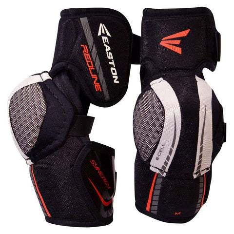 Easton Synergy Redline Elbow Pads Youth