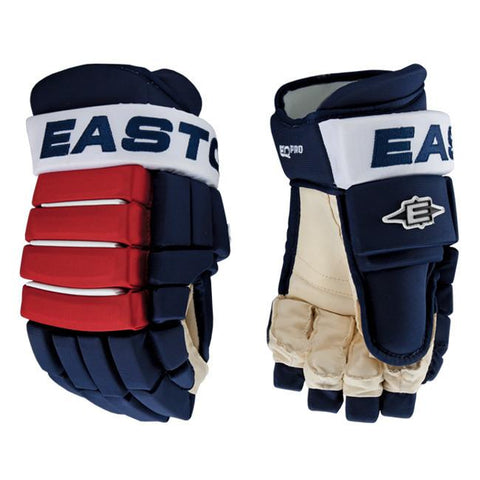Easton E Pro Hockey Gloves Pro Stock Senior