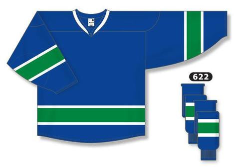 Vancouver Canucks Custom Home Jersey