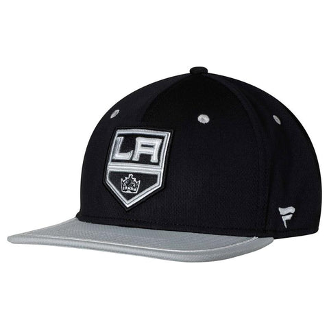 Fanatics Los Angeles Kings Iconic Emblem Adjustable Snapback Hat