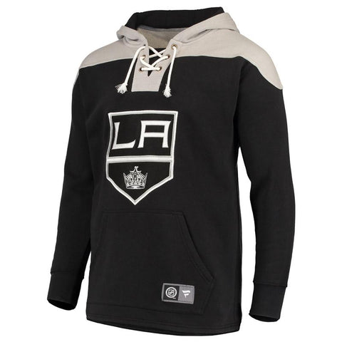 Fanatics Los Angeles Kings Breakaway Lace-Up Hoodie