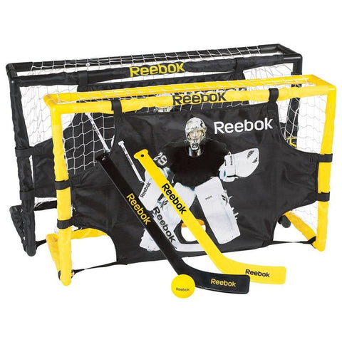 Reebok Marc-Andre Fleury Deluxe Mini Hockey Set