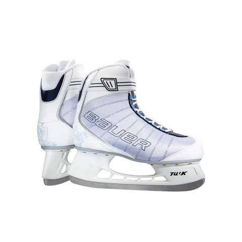 Bauer Flow Girl's Recreational Ice Skates - Discount Hockey