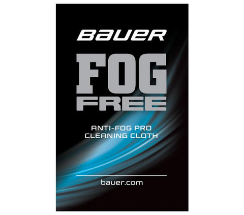 Bauer Fog-Free Pro Cleaning Cloths (30 Pack) - Discount Hockey