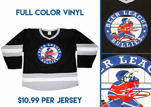 Buffalo Sabres Custom Retro Away Jersey - Discount Hockey