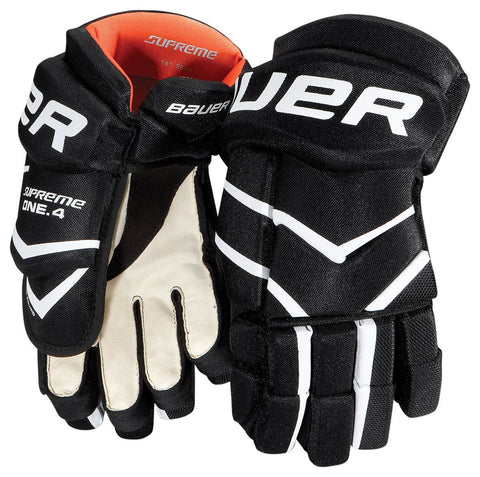 Bauer Supreme One.4 Hockey Gloves - Discount Hockey