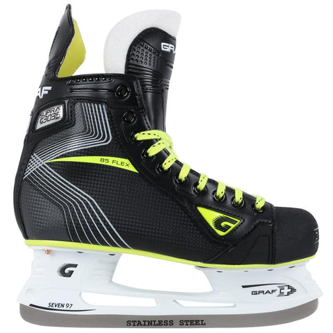 Graf supra g3035 ice skates senior discount hockey for Graf custom homes