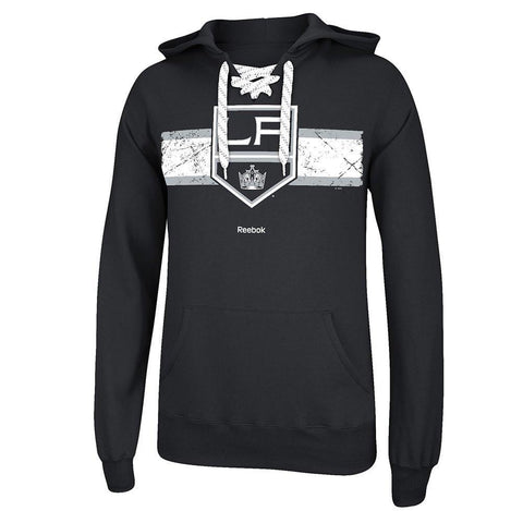Reebok Los Angeles Kings Honor Code Pullover Hoodie
