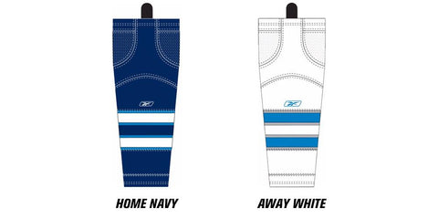 Reebok Edge SX100 Winnipeg Jets Mesh Socks
