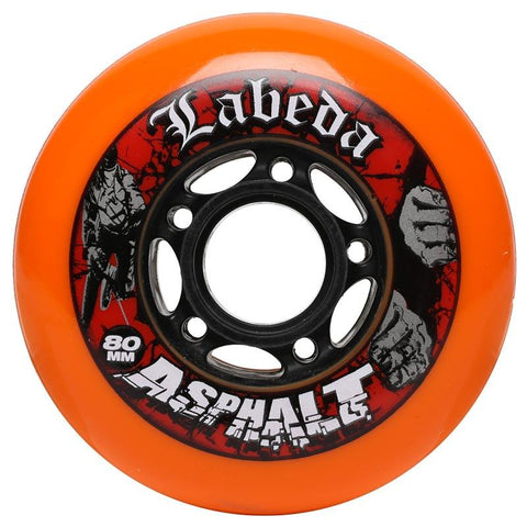 Labeda Asphalt Hard 80A Roller Hockey Wheel