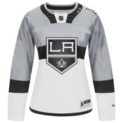 Reebok Women's Los Angeles Kings Premier Crested 2015 Stadium Series Jersey