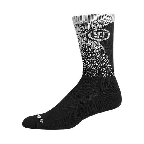 Warrior Lazer Crew Skate Socks