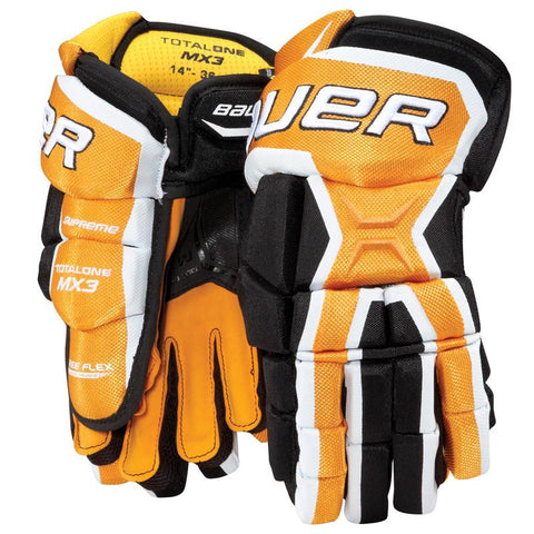 Bauer Supreme TotalONE MX3 Hockey Gloves - Discount Hockey