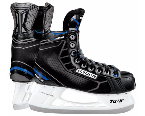 Bauer Nexus N6000 Ice Skates - Discount Hockey