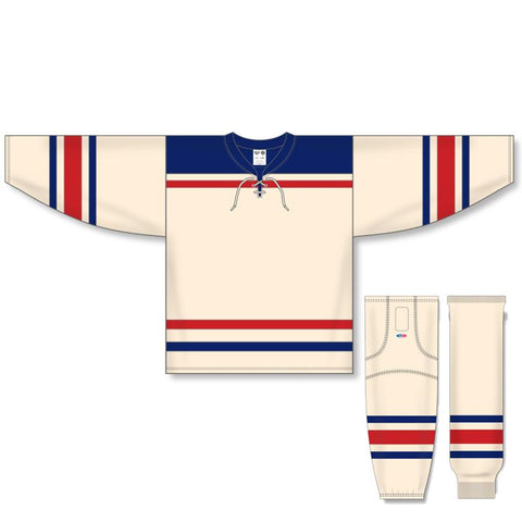New York Rangers Custom Winter Classic Jersey (2012)