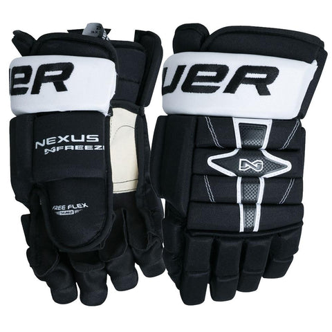 Bauer Nexus Freeze Hockey Gloves - Discount Hockey