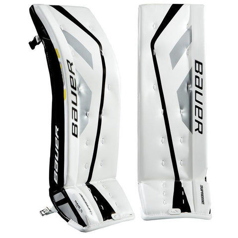 Bauer Supreme One.5 Goalie Leg Pads - Discount Hockey
