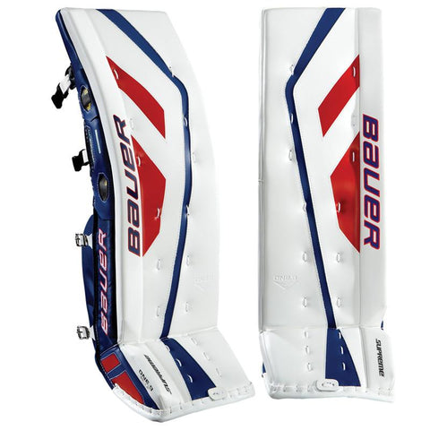 Bauer Supreme One.9 Goalie Leg Pads - Discount Hockey